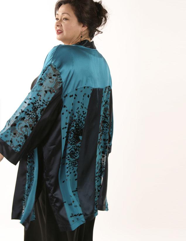 Kimono Tops And Dresses