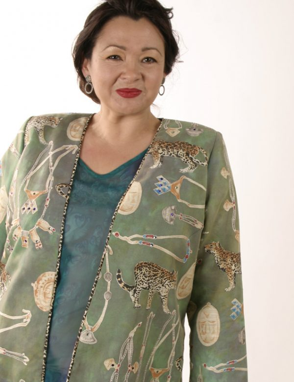 Plus Size Designer Jacket Coco Rainforest Beaded Baby Cheetah Gold Green TealJeans2__23564.jpg
