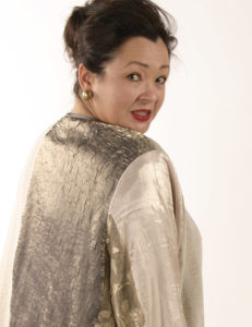 Plus Size Mother of Bride Jacket Artwear Champagne Taupe Gold