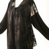 Daisy Jacket Wearable Art 1203 (Plus-Size)
