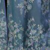 Mother of Bride Gabi Jacket Beaded French Lace Blue Size 18/20