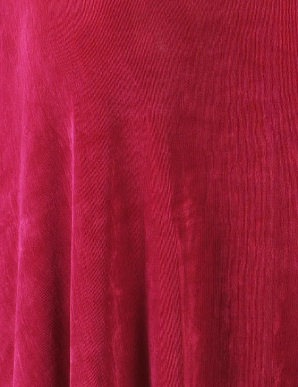 Shell Top Cerise Slinky Sizes 26/28, 30/32, 34/36