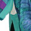 Dressy Kimono Jacket Artwear Jade Fuschia Purple Size 26/28, 30/32